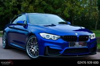 2016 BMW M4 3.0 BiTurbo Competition Pack DCT (s/s) 2dr £37990.00