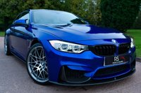 USED 2016 66 BMW M4 3.0 BiTurbo Competition DCT (s/s) 2dr NAV+HEAD UP DISPLAY