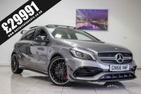 2016 MERCEDES-BENZ A CLASS 2.0 A45 AMG 4MATIC 5d AUTO 450 BHP CUSTOM TUNE STAGE 2 £29991.00