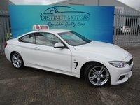 2014 BMW 4 SERIES 2.0 420D M SPORT 2d 181 BHP £13249.00