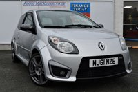 USED 2011 61 RENAULT TWINGO RENAULT SPORT Great Low Mileage INCREDIBLE LOW MILEAGE FOR AGE
