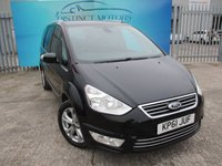 USED 2011 61 FORD GALAXY 2.0 TITANIUM TDCI 5d 138 BHP