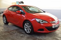 USED 2014 14 VAUXHALL ASTRA 1.4 GTC SPORT S/S 3d 118 BHP 2014 Vauxhall Astra GTC Sport 1.4 with 49k miles! PX Welcome, Finance Available!