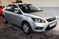 USED 2010 10 FORD FOCUS 1.6 ZETEC 5d 100 BHP 2010 Ford Focus 1.6 Zetec 5 Door with 81k miles, PX Welcome & Finance Available!