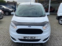 USED 2017 17 FORD TRANSIT COURIER 1.5 SPORT TREND TDCI 94 BHP Fiorino Bipper Doblo Connect Type Van Low Mileage Service History Elec Windows Power Steering Side Door  Ford Transit Courier 1.5 Trend Fiorino Partner Bipper Connect type Van Low Mileage Service History Side Door Alloy Wheels Power Steering 12 Months FREE AA Breakdown Cover