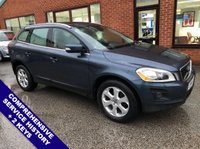 """USED 2009 59 VOLVO XC60 2.4 D5 SE LUX AWD 5DOOR 205 BHP Cambelt Previously Changed   :   AUX Socket   :   Cruise Control   :   Bluetooth Connectivity      Climate Control / Air Conditioning   :   Electric Sunroof   :   Heated & Electric Front Seats      Rear Parking Sensors   :   18"""" Alloy Wheels   :   Comprehensive Service History"""