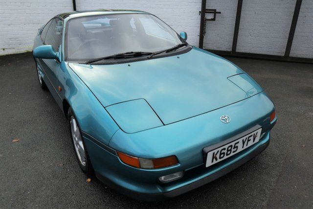 USED 1993 K TOYOTA MR2 2.0 GT 2d 158 BHP * SPARES & REPAIRS  *