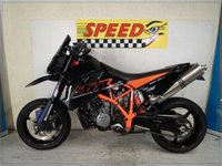 USED 2007 07 KTM 950 SUPERMOTO LC8