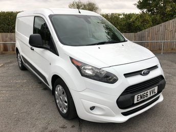 2016 FORD TRANSIT CONNECT 1.5TDCI T210 L2 TREND (EURO 6)(100 BHP) £9950.00