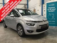 "USED 2015 65 CITROEN C4 GRAND PICASSO 1.6 BLUEHDI SELECTION 5d 118 BHP £20 RFL, Comprehensive Service History, 7 Seats, Panoramic Glass Roof, Bluetooth Phone and Media Streaming, Rear Parking Sensors, DAB Radio, Cruise Control, Dual Zone Climate, Auto Lights/Wipers, Panoramic Front Windscreen, 17"" Alloys"