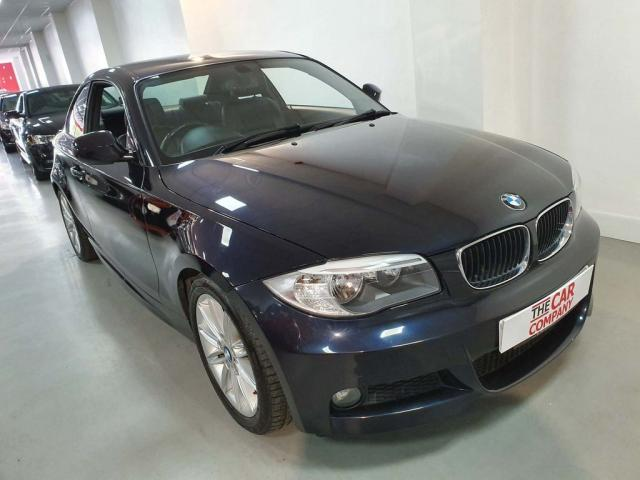 2012 62 BMW 1 SERIES  2.0 120d Sport Plus 2dr