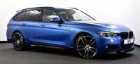 """USED 2016 16 BMW 3 SERIES 3.0 330d M Sport Touring Auto xDrive (s/s) 5dr MPerformance Pk, 20""""s, Sat Nav"""