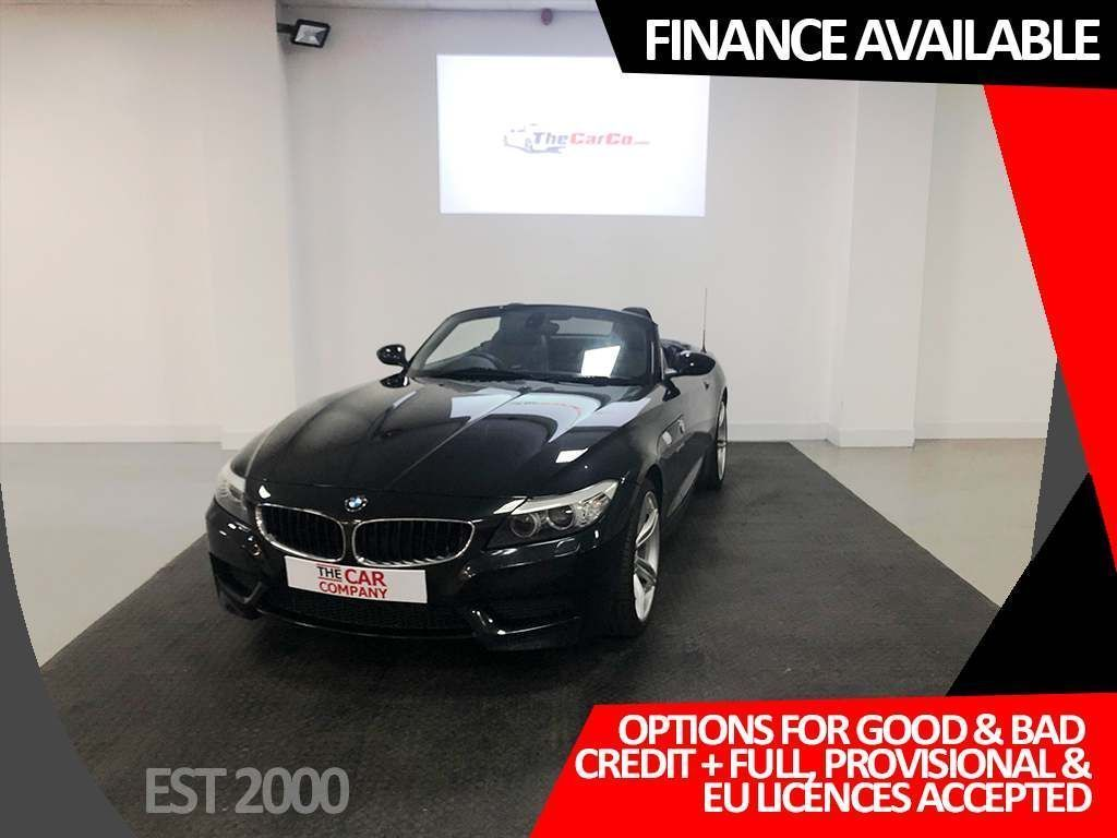 USED 2012 62 BMW Z4 2.0 20i M Sport sDrive 2dr * CRUISE * PARKING SENSORS *