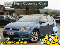 USED 2013 63 VOLKSWAGEN GOLF 1.4 SE TSI BLUEMOTION TECHNOLOGY DSG 5d AUTO 120 BHP £30 For A Years Tax And 45+MPG