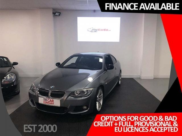 2012 62 BMW 3 SERIES 2.0 320d Sport Plus 2dr