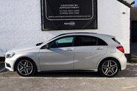 USED 2015 15 MERCEDES-BENZ A-CLASS 2.0 A45 AMG 4MATIC 5d 360 BHP
