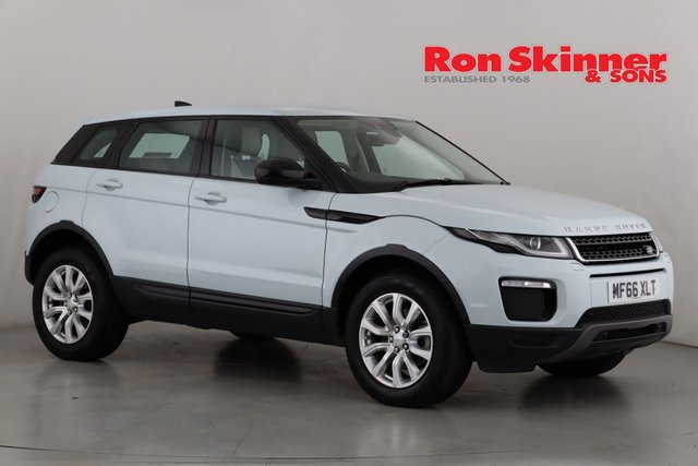 View our 2016 66 LAND ROVER RANGE ROVER EVOQUE 2.0 TD4 SE TECH 5d AUTO 177 BHP