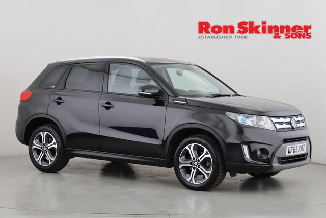 View our 2015 65 SUZUKI VITARA 1.6 SZ5 ALLGRIP 5d 118 BHP