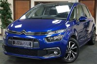 USED 2017 CITROEN C4 PICASSO 1.6 BLUEHDI FEEL S/S EAT6 5d AUTO 118 BHP