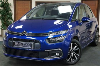2017 CITROEN C4 PICASSO 1.6 BLUEHDI FEEL S/S EAT6 5d AUTO 118 BHP £10990.00