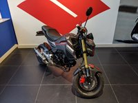 USED 2017 17 HONDA MSX 125cc GROM***MINI STREET FIGHTER***