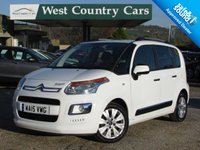 USED 2015 15 CITROEN C3 PICASSO 1.6 PICASSO EXCLUSIVE HDI 5d 91 BHP Great Value Family Car