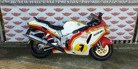 1999 SUZUKI GSXR 1300 K1 Hayabusa Sports £5099.00
