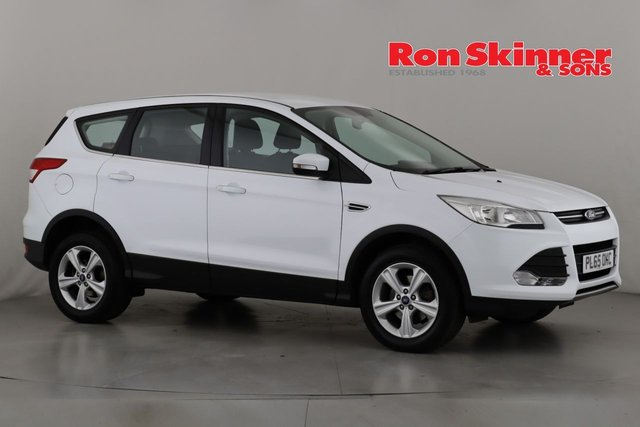 View our 2016 65 FORD KUGA 1.5 ZETEC 5d 148 BHP
