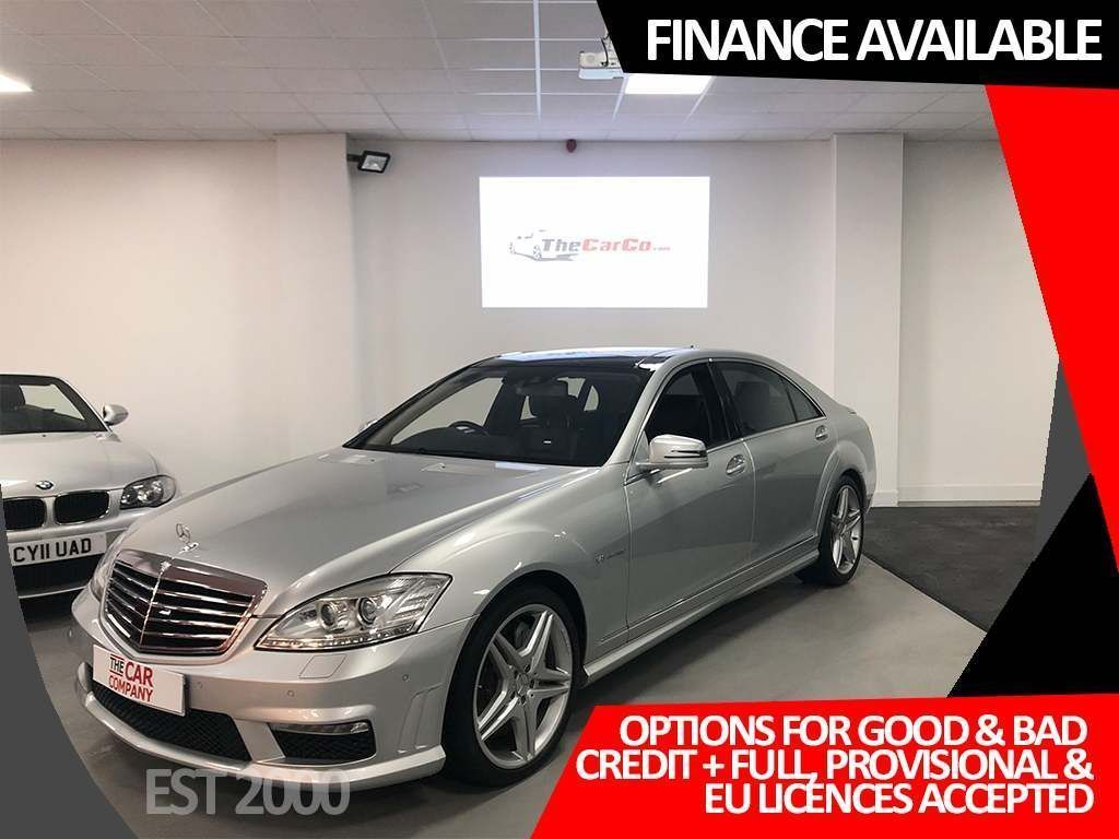 USED 2012 62 MERCEDES S-CLASS 5.5 S63 AMG L 4dr * LWB * 6 Mercedes Service Stamps * Low Mileage * Massive Spec inc. Night View Assist *