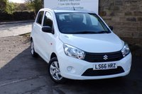USED 2016 66 SUZUKI CELERIO 1.0 SZ2 5d 67 BHP One Former Owner ONLY 5,000 Miles !