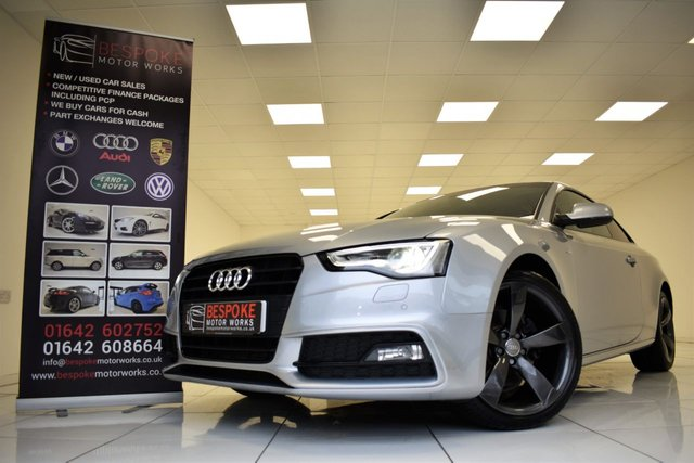 2015 15 AUDI A5 2.0 TDI BLACK EDITION