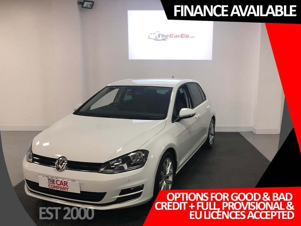 USED 2013 62 VOLKSWAGEN GOLF  2.0 TDI GT (s/s) 5dr * ADAPTIVE CRUISE CONTROL * SAT NAV * PARKING SENSORS *