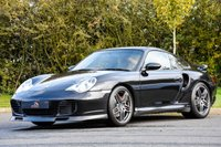 USED 2003 03 PORSCHE 911 3.6 TURBO TIPTRONIC S 2d AUTO 415 BHP