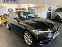 USED 2015 65 BMW 1 SERIES 2.0 118D SPORT 3d 147 BHP
