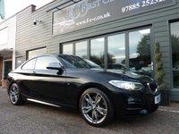 USED 2017 17 BMW M2 3.0 M240I 2d AUTO 335 BHP
