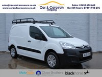USED 2016 66 CITROEN BERLINGO 1.6 625 ENTERPRISE L1 BLUEHDI 74 BHP One Owner Full Service History Buy Now, Pay Later Finance!