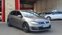 2015 VOLKSWAGEN GOLF 2.0 GTD 5d 181 BHP £13484.00