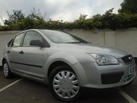 2006 FORD FOCUS 1.6 LX 16V 5d AUTOMATIC 101 BHP £SOLD