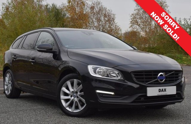 2015 65 VOLVO V60 2.0 D4 BUSINESS EDITION 5d AUTO 188 BHP