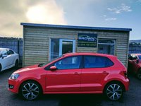 USED 2012 12 VOLKSWAGEN POLO 1.2 MATCH TDI 5d 74 BHP ****FINANCE AVAILABLE****