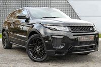 USED 2016 16 LAND ROVER RANGE ROVER EVOQUE 2.0 TD4 HSE DYNAMIC 3d AUTO 177 BHP *STEALTH BLACK PACK/PAN ROOF*