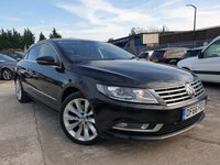 2016 VOLKSWAGEN CC 2.0 GT TDI BLUEMOTION TECHNOLOGY 4d 148 BHP £9690.00