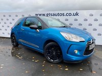 USED 2012 62 CITROEN DS3 1.6 DSTYLE PLUS 120 BHP AIR CON