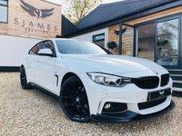 USED 2016 BMW 4 SERIES 3.0 435D XDRIVE M SPORT GRAN COUPE 4d 309 BHP