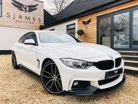 USED 2017 66 BMW 4 SERIES 3.0 440I M SPORT 2d 322 BHP