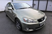 2006 LEXUS IS 2.5 250 SE 4d 204 BHP £3950.00