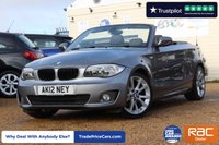 USED 2012 12 BMW 1 SERIES 2.0 118I SE 2d 141 BHP