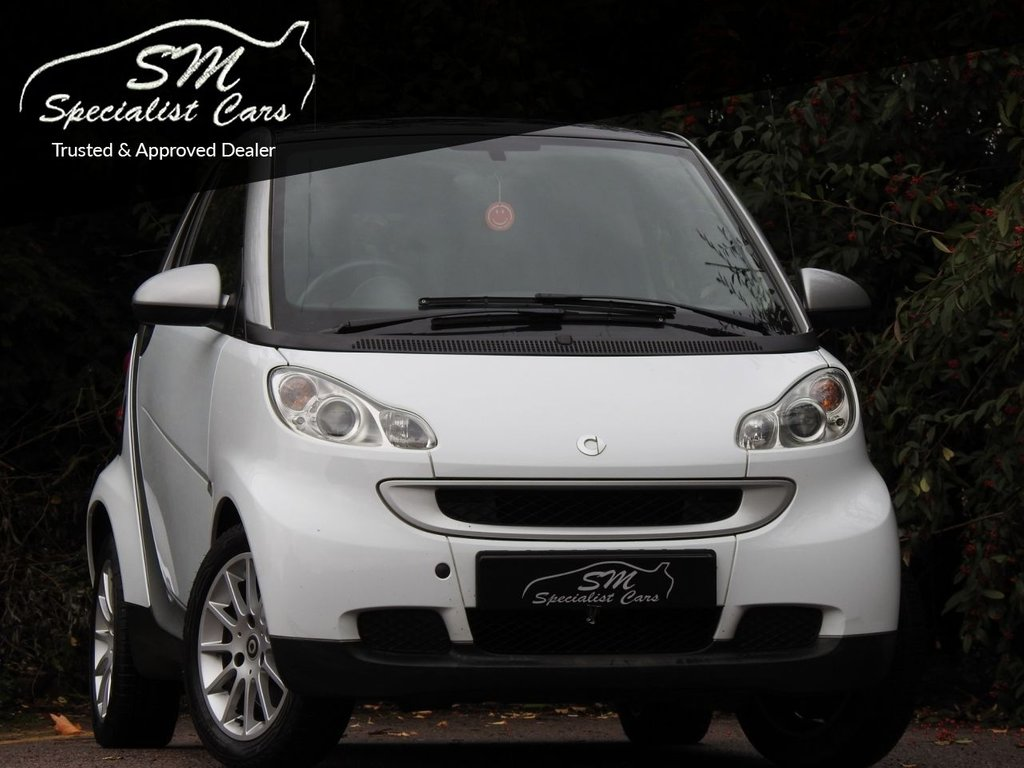 USED 2009 09 SMART FORTWO 0.8 PASSION CDI 2d AUTO 45 BHP OVER 50 MPG DRIVES SUPERB VGC
