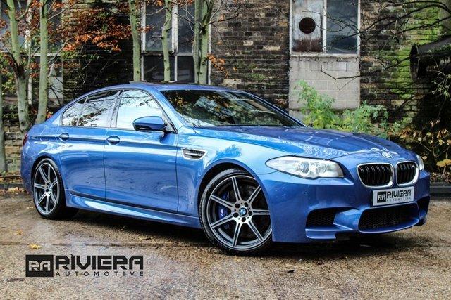 2016 66 BMW M5 4.4 M5 4d AUTO 567 BHP