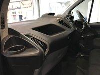 USED 2015 15 FORD TRANSIT CUSTOM 2.2 270 LR P/V 99 BHP